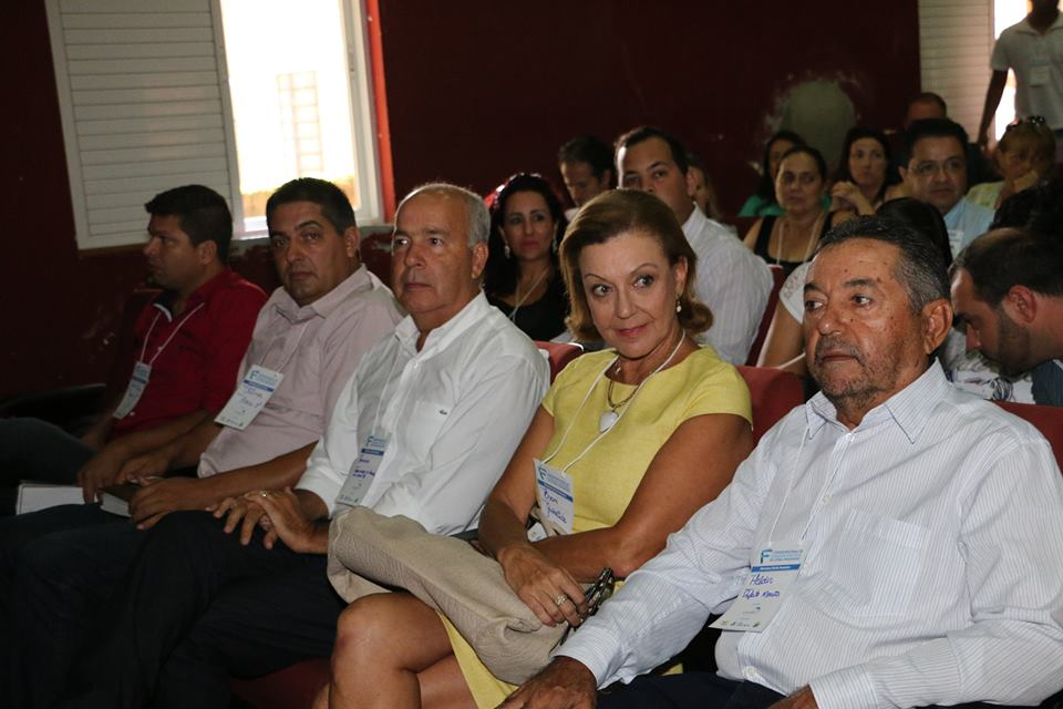 Prefeitos de Telêmaco Borba, Morretes, Guaratuba e Antonina marcaram presença no evento (Foto Clóvis dos Santos/Foto Link)