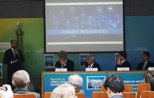 MCTIC cria Câmara Temática sobre Cidades Inteligentes