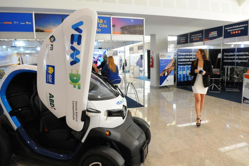 Brasília rumo à certificação de cidade inteligente