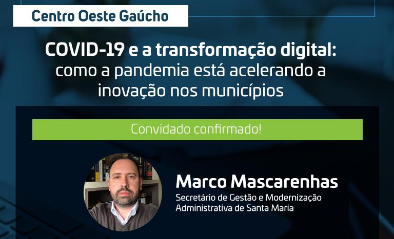 Santa Maria investe em serviços digitais