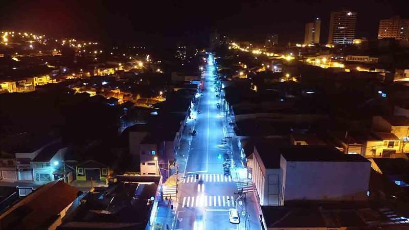 Bragança Paulista LED
