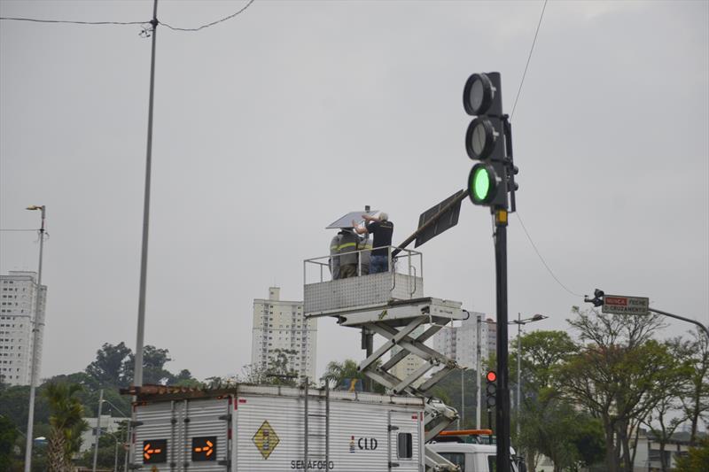São Bernardo do Campo testa sistema semafórico solar como alternativa ao furto de cabos