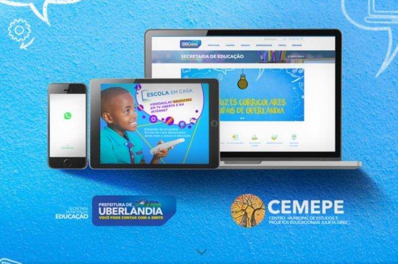 Prefeitura de Uberlândia lança plataforma para formação on-line de servidores da