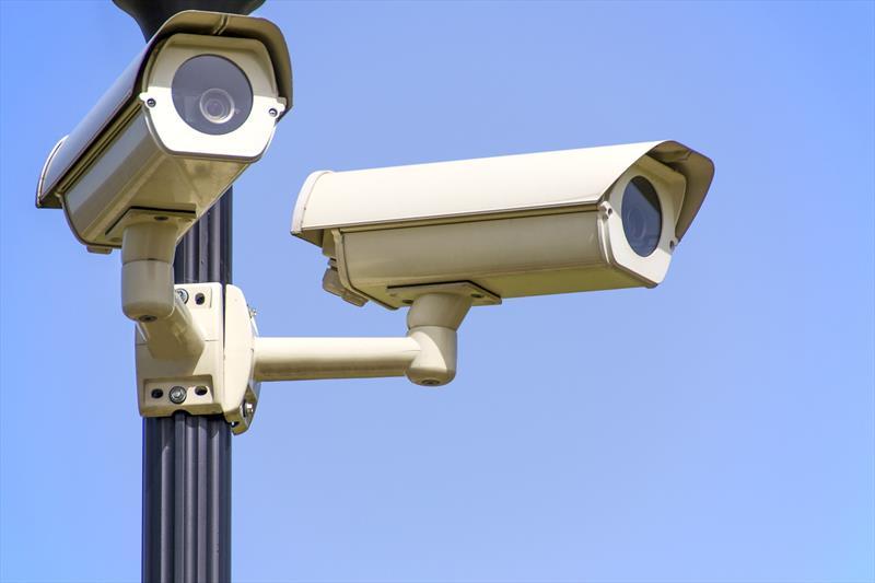 Videomonitoramento melhora a segurança em Faxinal