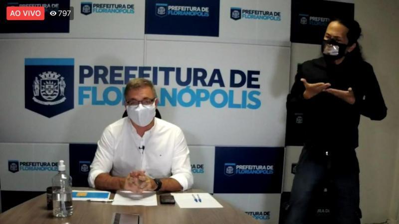 Florianópolis lança plataforma para acesso aos dados da Covid-19 em tempo real