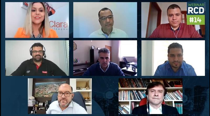 Webinar da Região de Campinas reúne prefeitos e gestores de 35 municípios