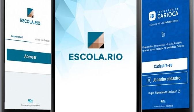 Rio lança aplicativo com internet gratuita para alunos da Rede Municipal
