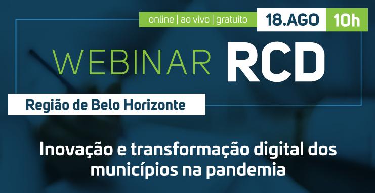 Representante do Ministério da Economia traz 10 passos para transformação digital dos municípios mineiros