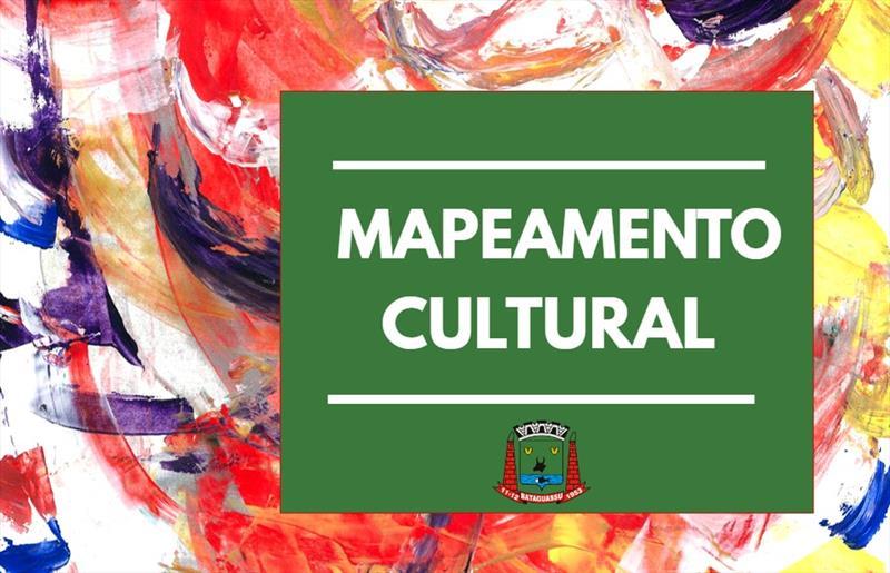 mapeamento cultural