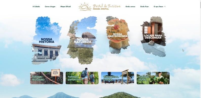 Prefeitura de Iguaba realiza lançamento do portal de turismo 'Iguaba Digital'