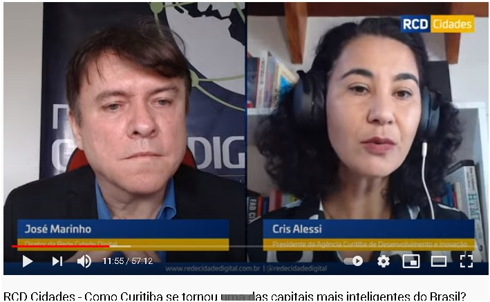 Curitiba quer ser referência em dados abertos e se prepara para a chegada do 5G