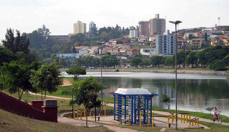 lago bragança paulista