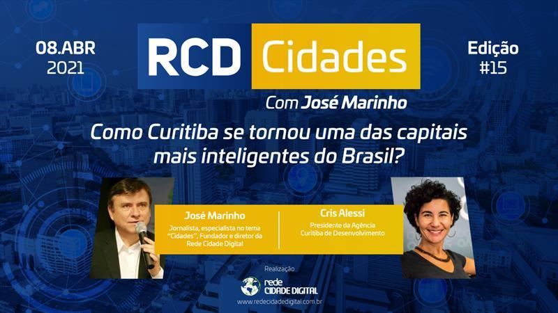 Inovações e plano de retomada econômica de Curitiba serão apresentados a gestores públicos do país