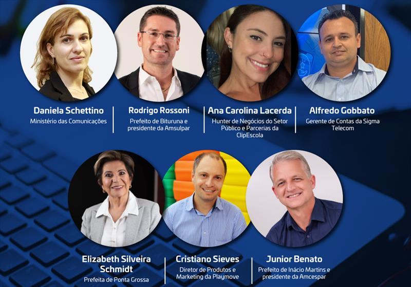 Convidados Campos Gerais e Sul PR