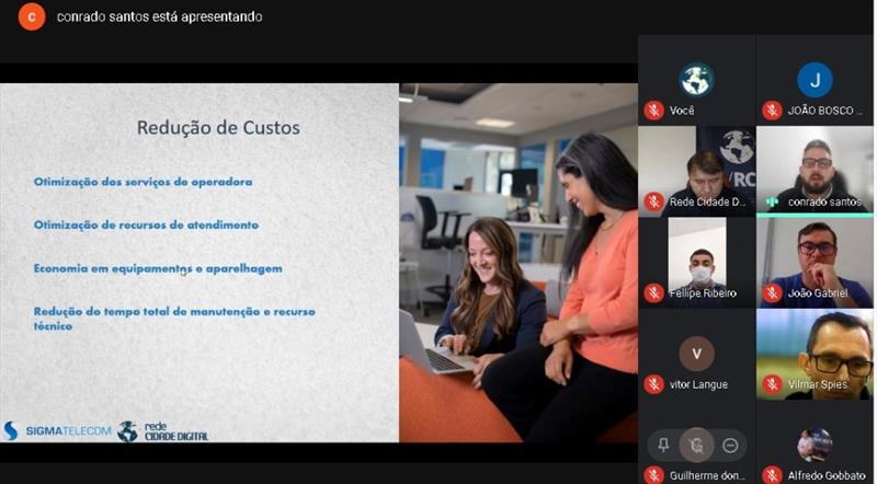 Workshop Telefonia