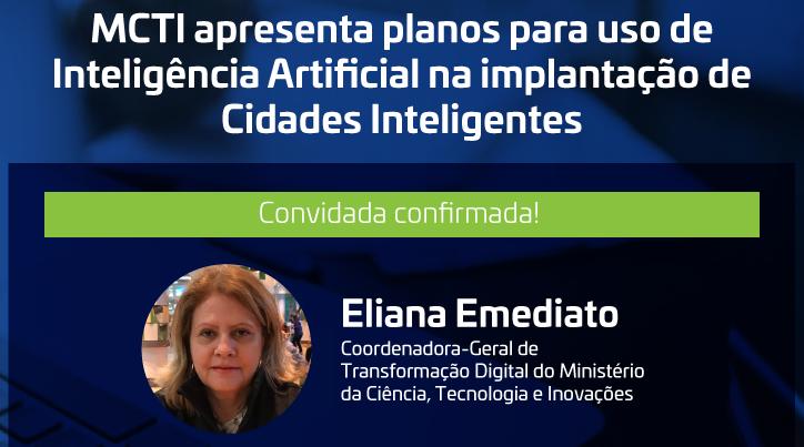 MCTI apresenta a gestores catarinenses plano de Inteligência Artificial para Cidades Inteligentes