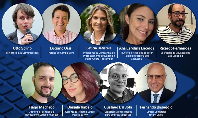 Evento Online reúne Prefeituras da Região de Porto Alegre e Ministério das Comunicações nesta terça