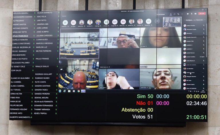 Vereadores de SP aprovam acesso universal à internet como exercício da cidadania