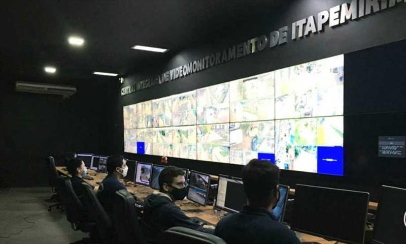 Itapemirim: Segunda cidade capixaba com o cerco inteligente de segurança