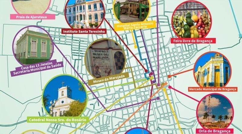 Bragança (PA) lança guia turístico digital com principais atrações da cidade