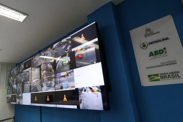 Tecnologia implantada em Petrolina tem ajudado no combate e solução de crimes