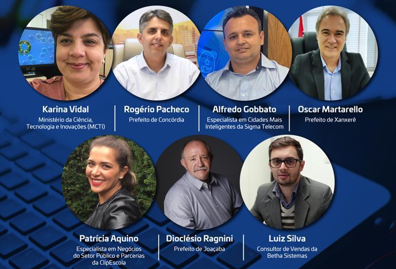 Evento Online reúne Prefeituras Catarinenses e Ministério da Ciência, Tecnologia e Inovações nesta terça
