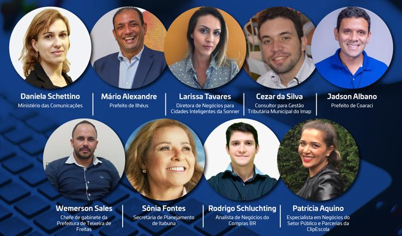 Cidades Digitais: Evento Online reúne Prefeituras do Sul da Bahia e Ministério das Comunicações