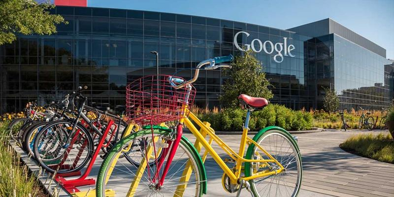 google vale do silício