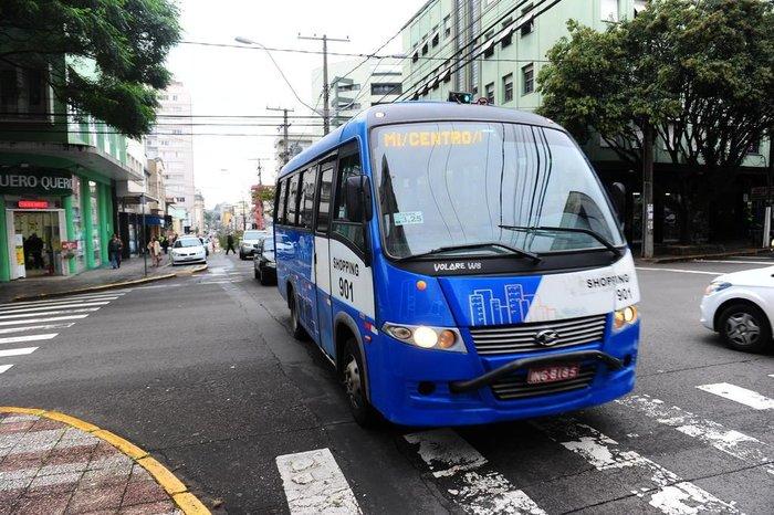 caxias transporte