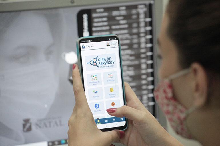 Prefeitura de Natal compartilha ações tecnológicas no Webinar das Cidades Digitais