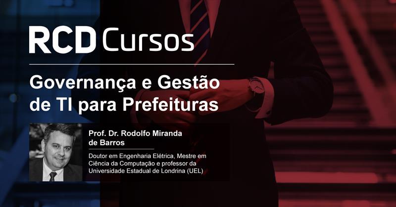 Rede Cidade Digital lança RCD Cursos